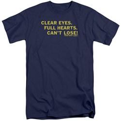 Friday Night Lights - Mens Clear Eyes Tall T-Shirt