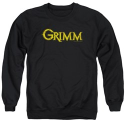 Grimm - Mens Gold Logo Sweater