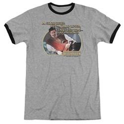 Xena - Mens A Good Thief Ringer T-Shirt