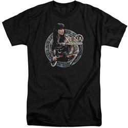 Xena - Mens The Warrior Tall T-Shirt