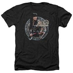 Xena - Mens The Warrior Heather T-Shirt
