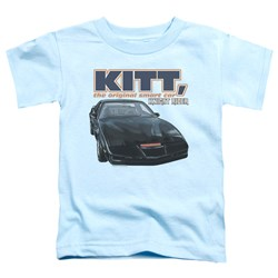 Knight Rider - Toddlers Original Smart Car T-Shirt