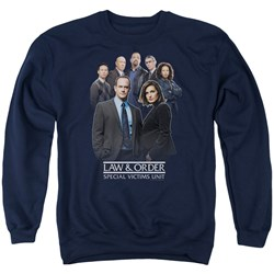 Law And Order SVU - Mens Team Sweater