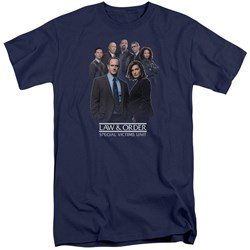 Law And Order SVU - Mens Team Tall T-Shirt