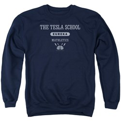 Eureka - Mens Tesla School Sweater