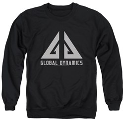 Eureka - Mens Global Dynamics Logo Sweater
