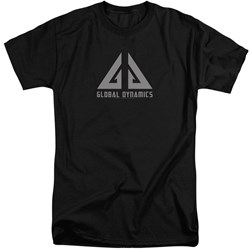 Eureka - Mens Global Dynamics Logo Tall T-Shirt