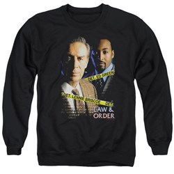Law And Order - Mens Briscoeandgreen Sweater