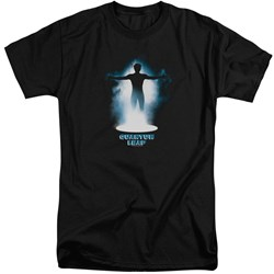 Quantum Leap - Mens First Jump Tall T-Shirt