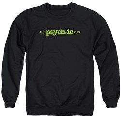 Psych - Mens The Psychic Is In Sweater
