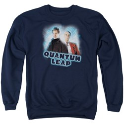 Quantum Leap - Mens Sam And Al Sweater