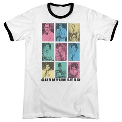 Quantum Leap - Mens Faces Of Sam Ringer T-Shirt