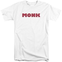 Monk - Mens Logo Tall T-Shirt