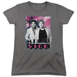 Miami Vice - Womens Gotchya T-Shirt