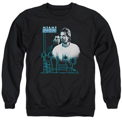 Miami Vice - Mens Looking Out Sweater