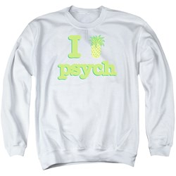 Psych - Mens I Like Psych Sweater