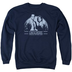 Law Order Svu - Mens Elliot And Olivia Sweater