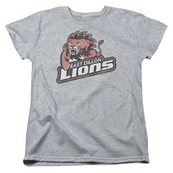 Friday Night Lights - Womens East Dillion Lions T-Shirt