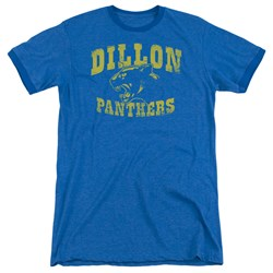 Friday Night Lights - Mens Panthers Ringer T-Shirt
