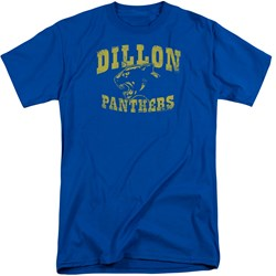 Friday Night Lights - Mens Panthers Tall T-Shirt