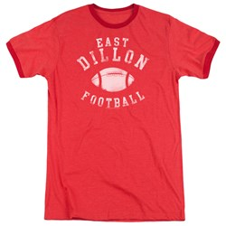 Friday Night Lights - Mens East Dillon Football Ringer T-Shirt