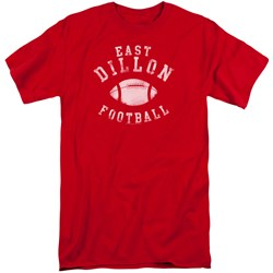 Friday Night Lights - Mens East Dillon Football Tall T-Shirt