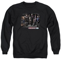 Warehouse 13 - Mens Warehouse Cast Sweater