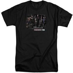 Warehouse 13 - Mens Warehouse Cast Tall T-Shirt