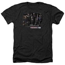 Warehouse 13 - Mens Warehouse Cast Heather T-Shirt
