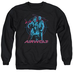 Airwolf - Mens Graphic Sweater
