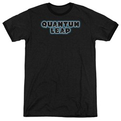 Quantum Leap - Mens Logo Ringer T-Shirt