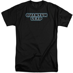 Quantum Leap - Mens Logo Tall T-Shirt