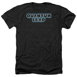 Quantum Leap - Mens Logo Heather T-Shirt