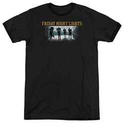 Friday Night Lights - Mens Game Time Ringer T-Shirt