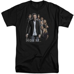 House - Mens Crew Tall T-Shirt