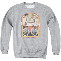Emergency - Mens Retro Cast Sweater