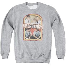 Emergency - Mens Retro Cast Sweater