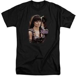 Xena - Mens Warrior Princess Tall T-Shirt