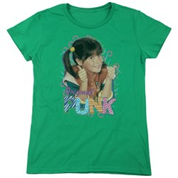 Punky Brewster - Womens Original Punk T-Shirt