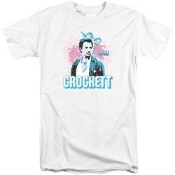 Miami Vice - Mens Crockett Tall T-Shirt