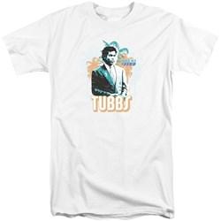 Miami Vice - Mens Tubbs Tall T-Shirt