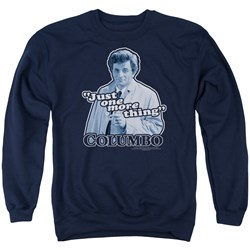 Columbo - Mens Just One More Thing Sweater