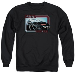 Knight Rider - Mens Kitt Sweater