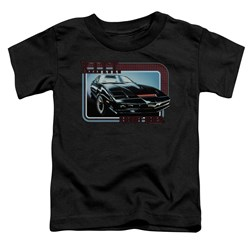 Knight Rider - Toddlers Kitt T-Shirt