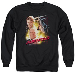 Airwolf - Mens Airwolf Sweater