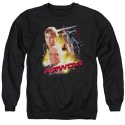 Airwolf - Mens Airwolf Sweater