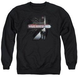 Warehouse 13 - Mens The Unknown Sweater