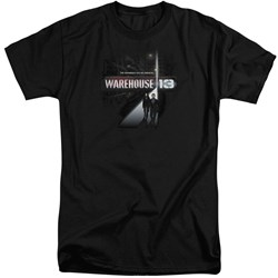 Warehouse 13 - Mens The Unknown Tall T-Shirt
