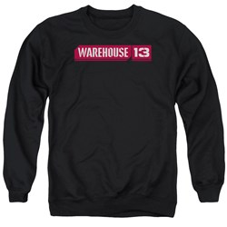 Warehouse 13 - Mens Logo Sweater