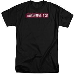Warehouse 13 - Mens Logo Tall T-Shirt